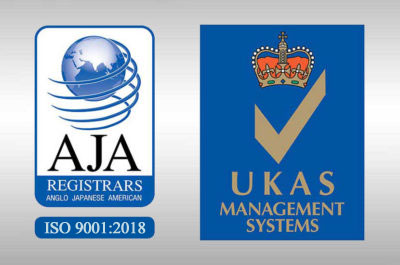 ISO 9001:2018 CERTIFIED